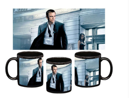 Taza mug Casino Royale
