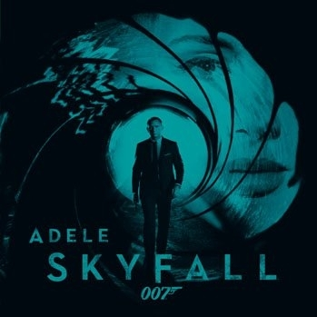 CD single Adele Skyfall